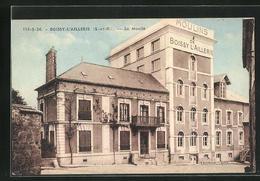 CPA Boissy-l`Aillerie, Le Moulin,  Vue De Mühle - Boissy-l'Aillerie