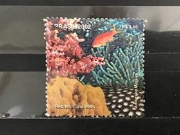 Brazilië / Brazil - Natuurbescherming (0.40) 2002 - Gebruikt