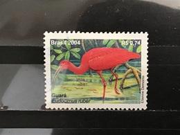 Brazilië / Brazil - Vogels (0.74) 2004 - Gebruikt