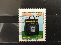 Brazilië / Brazil - Postbezorging 2009 - Gebruikt