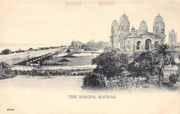 India - CHENNAI Madras - The Marina. - India