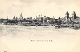 India - CHENNAI Madras - From The Sea Side. - India