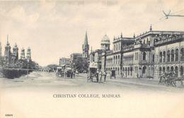 India - CHENNAI Madras - Christian College. - India