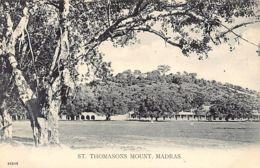 India - CHENNAI Madras - St. Thomasons Mount. - India