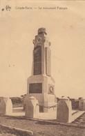 KOKSIJDE / LE MONUMENT FRANCAIS / OORLOG 1914-18 / FRANS MONUMENT - Koksijde