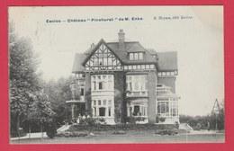 """Eeklo - Kasteel """" Pinehurst """" De M. Enke - 1909 ( Verso Zien ) - Eeklo"""