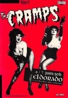 The CRAMPS - Groupe De Punk, Rockabilly Américain Originaire De New-York - En Concert à L'Eldorado - Pin-Up Transgenre - Chanteurs & Musiciens