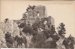 Nans-les-Pins - Ruines Du Vieux Château - Nans-les-Pins