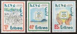 1997 ERITREA MNH National Constitution (85c Lightly Hinged) - Eritrea