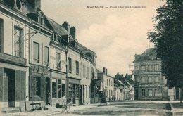 Montoire - Place Georges Clemenceau - Montoire-sur-le-Loir