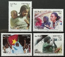 1999 ERITREA MNH-MVLH 20th Anniversary Of The National Union Of Eritrean Women - Eritrea