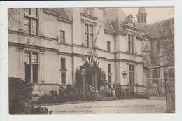 L'ISLE ADAM - VAL D'OISE - EXPOSITION AUTOMNALE 1905 - L'ENTREE - L'Isle Adam