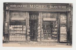 NO88 - ORLEANS - 64 Rue Royale -Horlogerie Bijouterie MICHEL-Joaillerie, Orfévrerie, Atelier De Réparation - Montre Unic - Orleans
