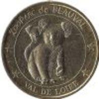 2013 Zooparc De Beauval Laola  Medailles Et Patrimoine - Touristiques