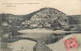 CPA 24 Dordogne Environs De Sarlat La Roque Gageac - Frankreich