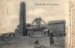 La Louvière - Haine-Saint-Paul - N° 8 De Boussu - Edit. E. Saintes - La Louvière