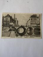 Mechelen - Malines // Groote Brug - Grand Pont ( Met Fabriek) 1934 - Mechelen