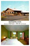New Hampshire  Nashua , Thunderbird Motel - Nashua