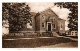 New Hampshire  New London ,Colby School For Girls Gynnasium - Nashua