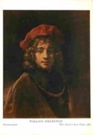 Art - Peinture - Rembrandt Harmensz Van Rijn - The Artist's Son Titus - Voir Scans Recto-Verso - Pittura & Quadri