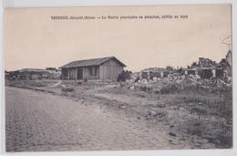 VENDEUIL - La Mairie Provisoire En Planches édifiée En 1919 - Frankreich
