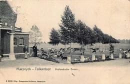 Belgique -MAESEYCK - MAASEIK - Tolkantoor - Hollandsche Grens - Maaseik