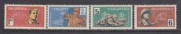Albania 1963 - 20 Years Army, MI-Nr. 753/56, MNH** - Albania