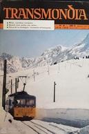 REVUE Des TRANSPORTS - TRANSMONDIA - N°45 - 1958 - Que Fait AIR-FRANCE... - Nbreuses Illustrations - Books, Magazines, Comics