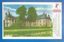 BUVARD - PAIN D'ÉPICES GRINGOIRE - 99 -  CHÂTEAU D'ESCLIMONT (28) - Biscottes