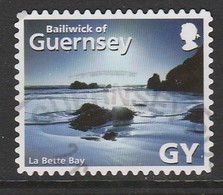 Guernsey 2008 Landscapes - Self-Adhesive Stamps GY Multicoloured SW 1197 O Used - Guernsey