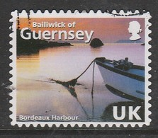 Guernsey 2008 Landscapes - Self-Adhesive Stamps UK Multicoloured SW 1198 O Used - Guernsey