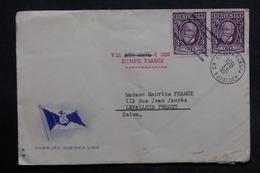 GUATEMALA - Enveloppe Pour La France En 1931, Affranchissement Et Oblitération Plaisants - L 33738 - Guatemala