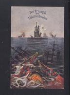 Dt. Reich PK Der Triumph Des Unterseebootes 1916 - Weltkrieg 1914-18