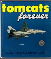 TOMCATS Forever GEVECHTSVLIEGTUIG MILITAIRE LUCHTVAART Avion Guerre War Plane Fighter Aircraft Militair Vliegtuig Z103 - Luchtvaart