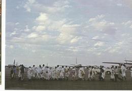 CPSM, Arabie Saoudite, Jeddah , Pilgrims Arriving At Jeddah  International Airport ,Ed. Minst. Infor. - Arabie Saoudite