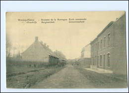 XX005051/ Wervicq  Descente De La Montagne  AK Frankreich 1916  -591- - Francia