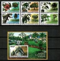 Cuba 2019 / Trees Flowers MNH Árboles Flores Blume Bäume Arbres Fleurs / Cu13732  C4-1 - Árboles