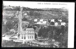 COLLI A VOLTURNO - ISERNIA - 1929 - CENTRALE IDROELETTRICA - Isernia
