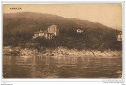 ABBAZIA:  VISIONE  -  FP - Croazia