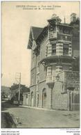 69 COURS. Rue Des Ecoles Château De Allemant - Cours-la-Ville