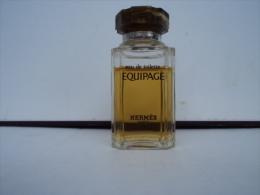 """HERMES """" EQUIPAGE"""" 25  ML  MINI     IMPECCABLE   VOIR  ET LIRE!! - Miniatures Modernes (à Partir De 1961)"""