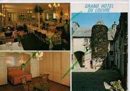 VALOGNES GRAND HOTEL DU LOUVRE - Valognes