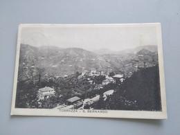 CARTOLINA TORRAZZA - S. BERNARDO - Genova