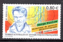 TAAF - 2016 - TERRE AUSTRALIANE E ANTARTICO FRANC. -  Mi. Nr.  915 - NH - (CW4755.34) - Terre Australi E Antartiche Francesi (TAAF)