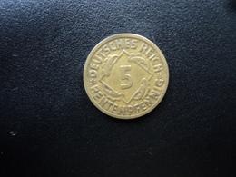 ALLEMAGNE : 5 RENTENPFENNIG   1923 D  KM 32     TTB - [ 3] 1918-1933 : Weimar Republic