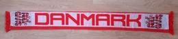 SCARF Denmark Danmark Football Soccer Fun - Apparel, Souvenirs & Other