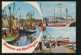 Harlingen [AA45 0.578 - (gelopen Met Pz) - Netherlands