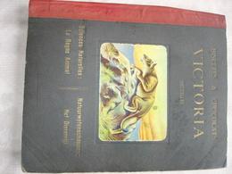 Album Victoria Natuurwetenschappen Het Dierenrijk Le Régne Animal Volledig - Victoria