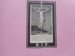 D.P.-FAMILIE DOBBELEER-PHILIPPUS DE KNOP WED J.C.DE DOBBELEER°OETINGHEM 14-3-1811+ALDAAR 6-2-1887 - Religion & Esotericism