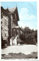 N°73845 -cpa Blanzac -château Saint André- - France